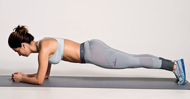 Exercícios para emagrecer prancha frontal